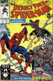 Deadly Foes Of Spider-man